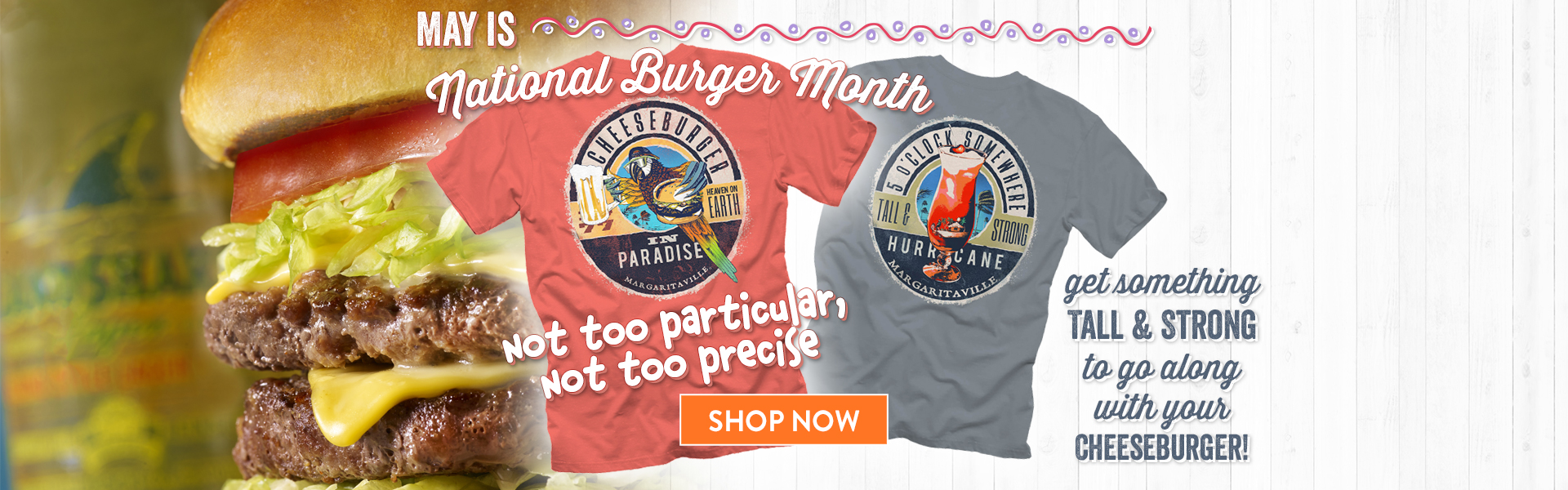 Cheesburger Month SOM T Shirts