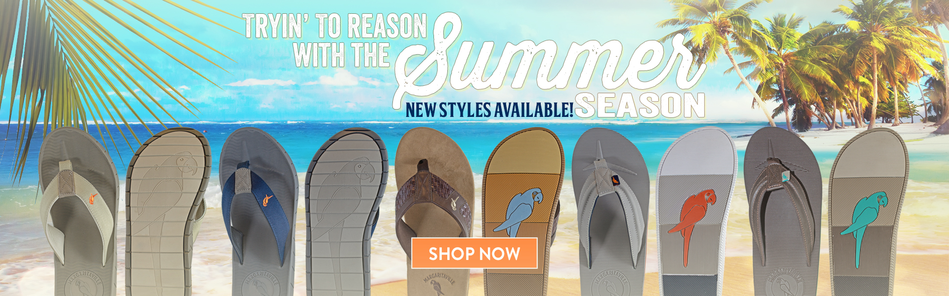 Summer Island Reserve Shoes