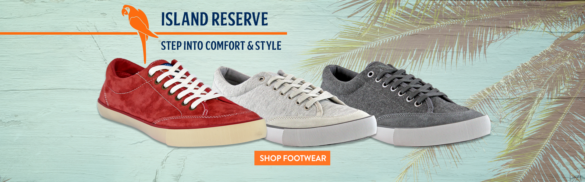 Island Reserve Shoes