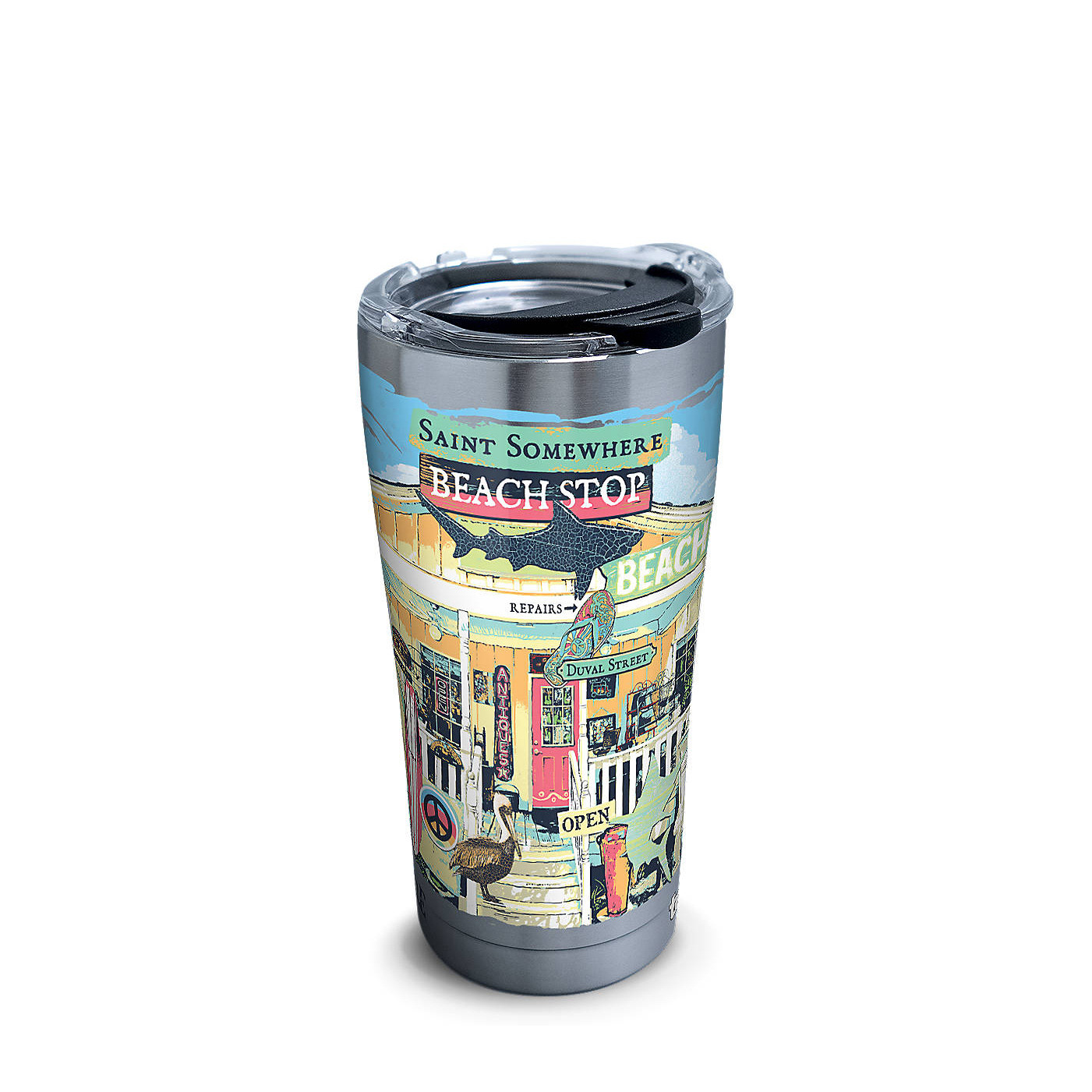ST SOMEWHERE 20OZ TERVIS