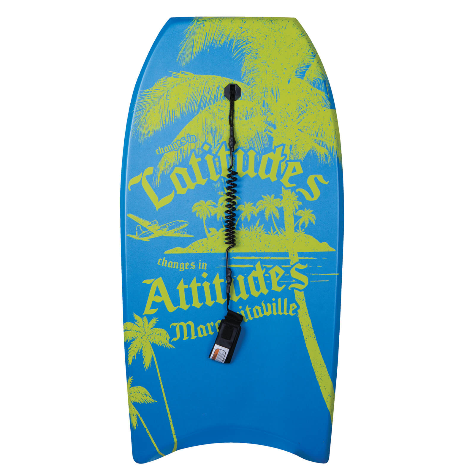 "BLUE LATITUDE 42"" BODYBOARD"