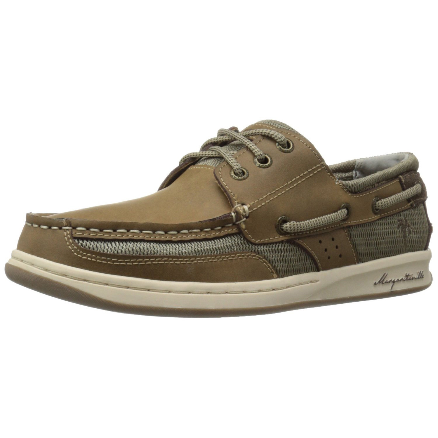 DESCRIPTION. The Margaritaville Anchor boat shoe is the epitome of casual comfort! With deck shoe styling and great cushioning, your feet will feel relaxed after a long day in the sun/5(72).