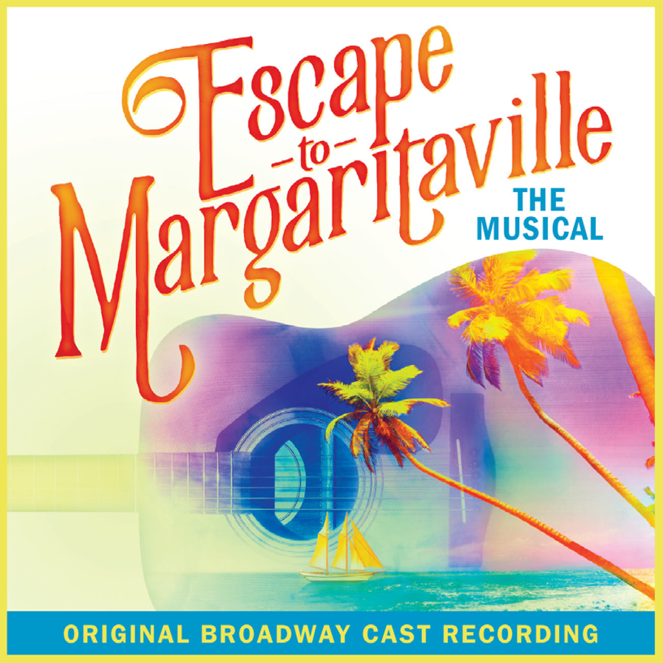 ESCAPE TO MARGARITAVILLE CD