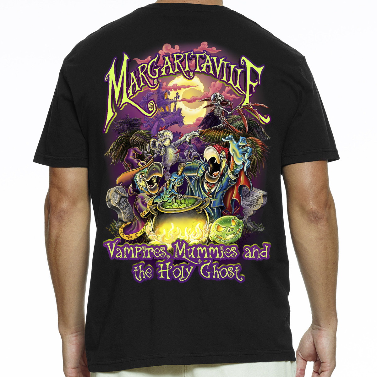 13253c64 2015 HALLOWEEN T-SHIRT - Margaritaville Apparel Store