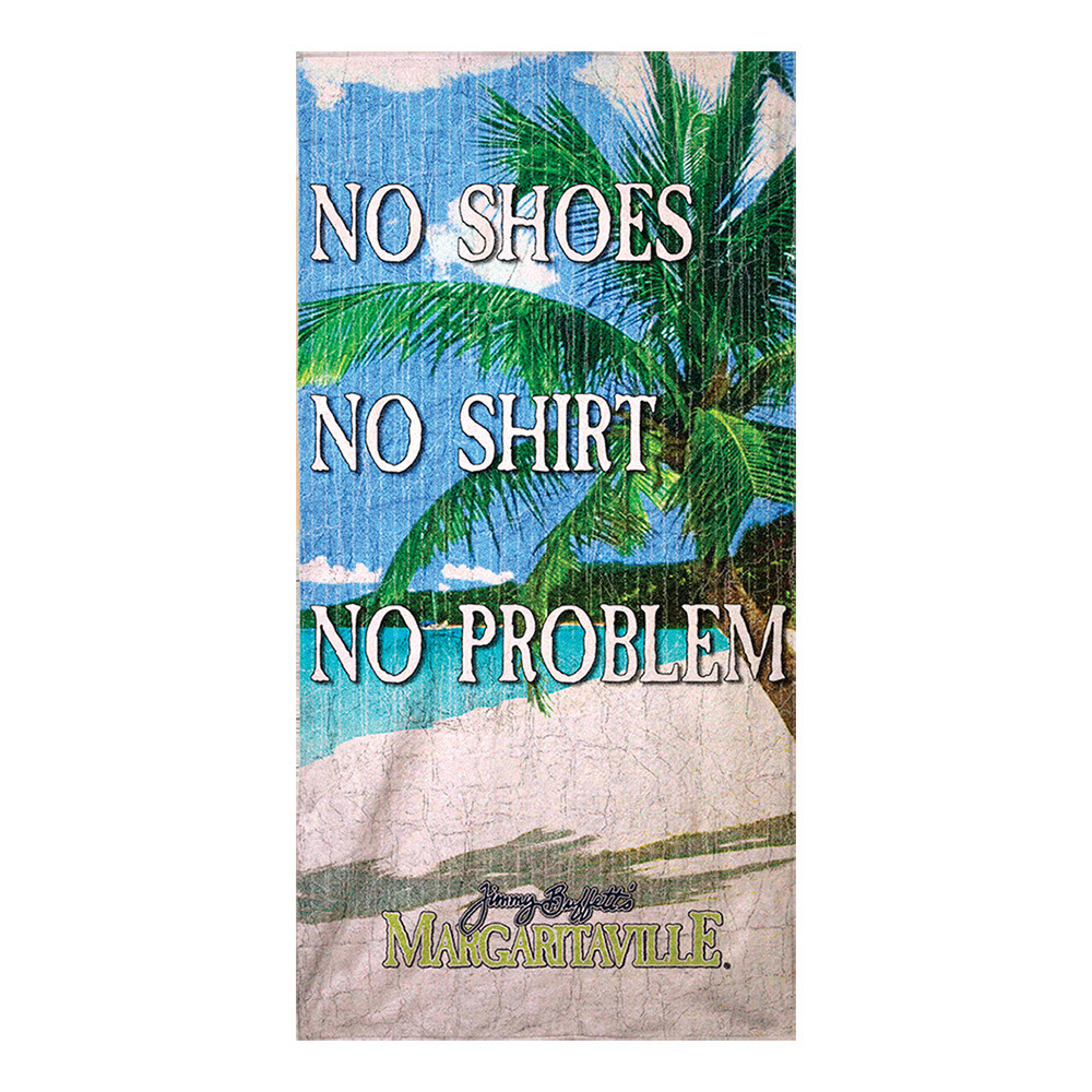 NO SHOE TOWEL