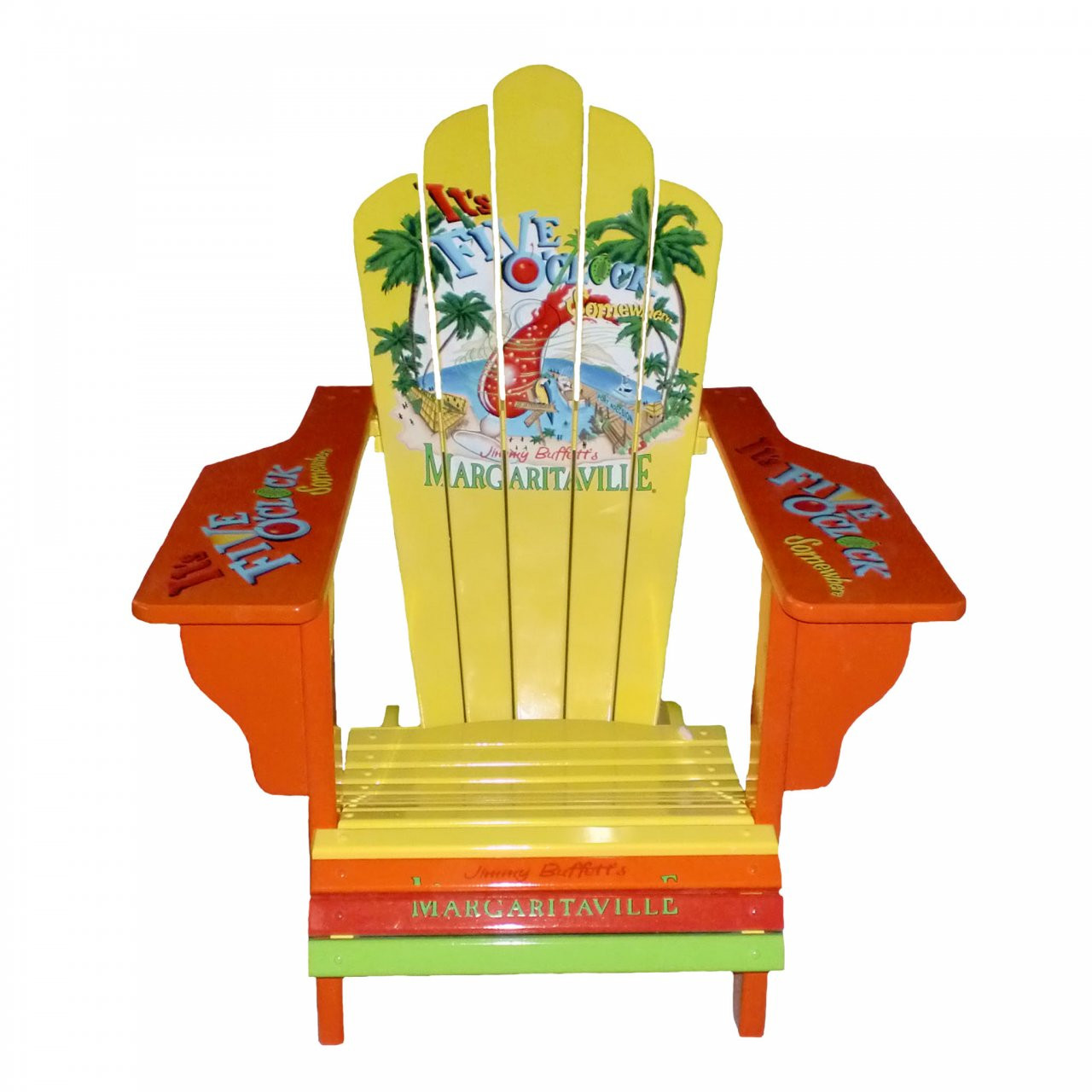 5 00 Adirondack Chair Margaritaville Apparel Store