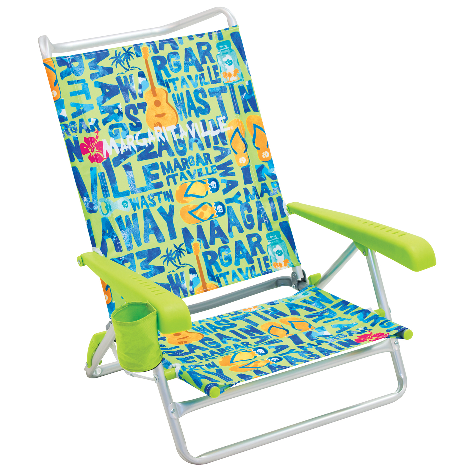 5 Position Lay Flat Chair Margaritaville Apparel Store
