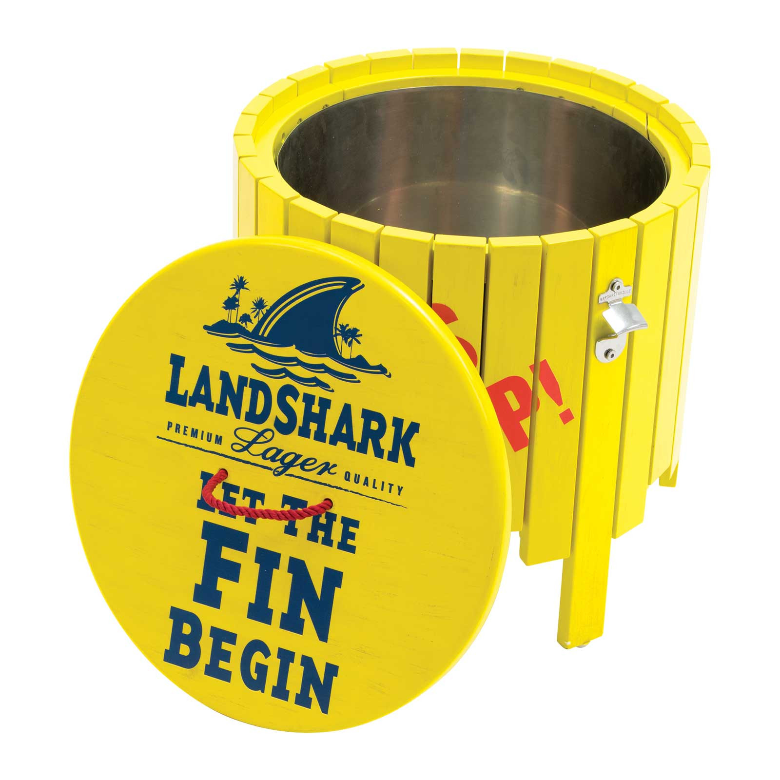 LS FINS UP BEVERAGE COOLER