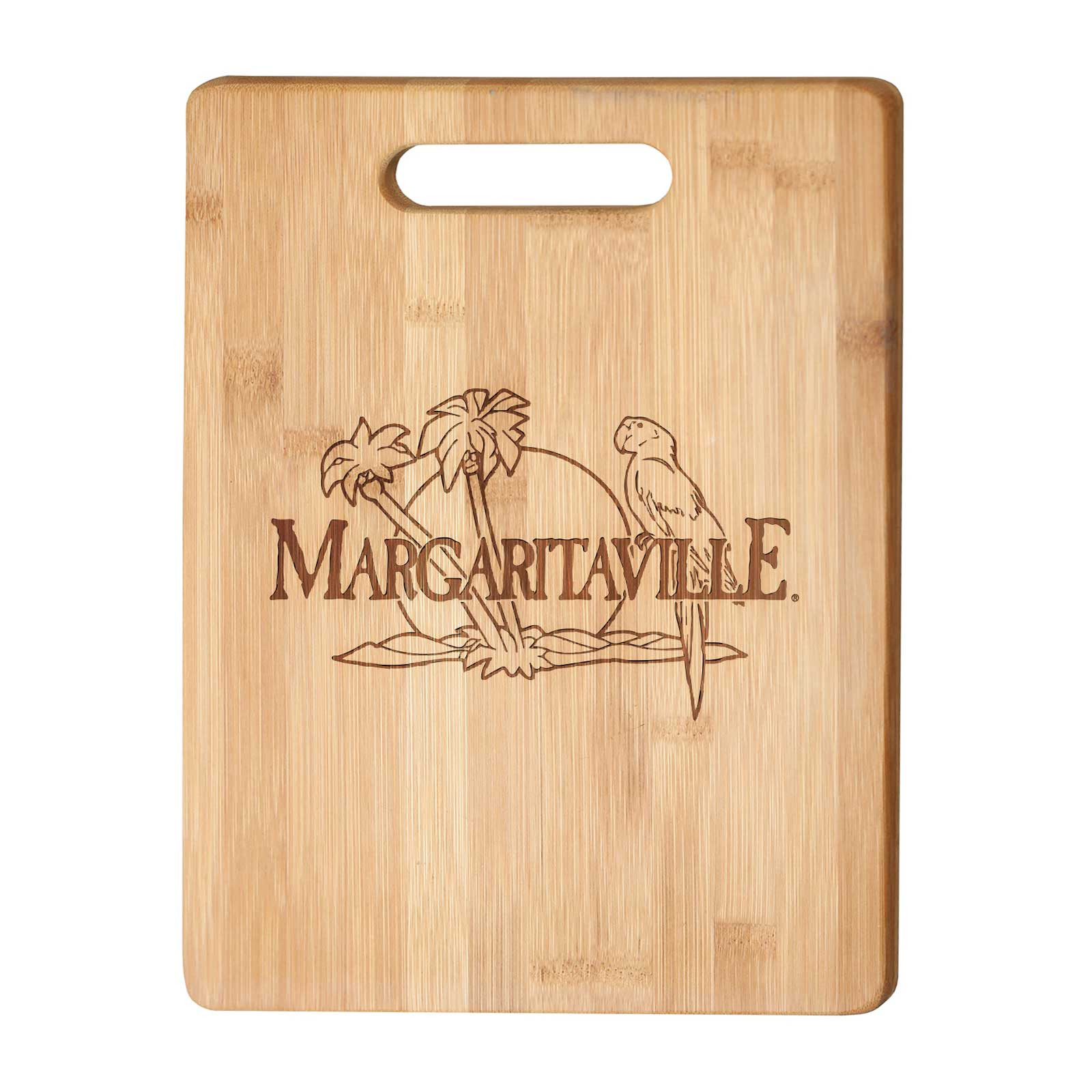 MGV PARROT CUT BOARD W/ HANDLE