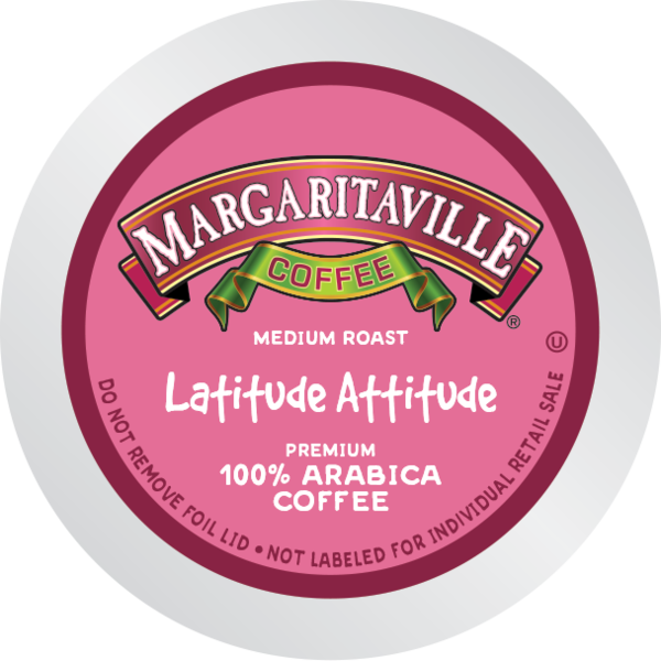 LATITUDE ATTITUDE COFFEE 144CT