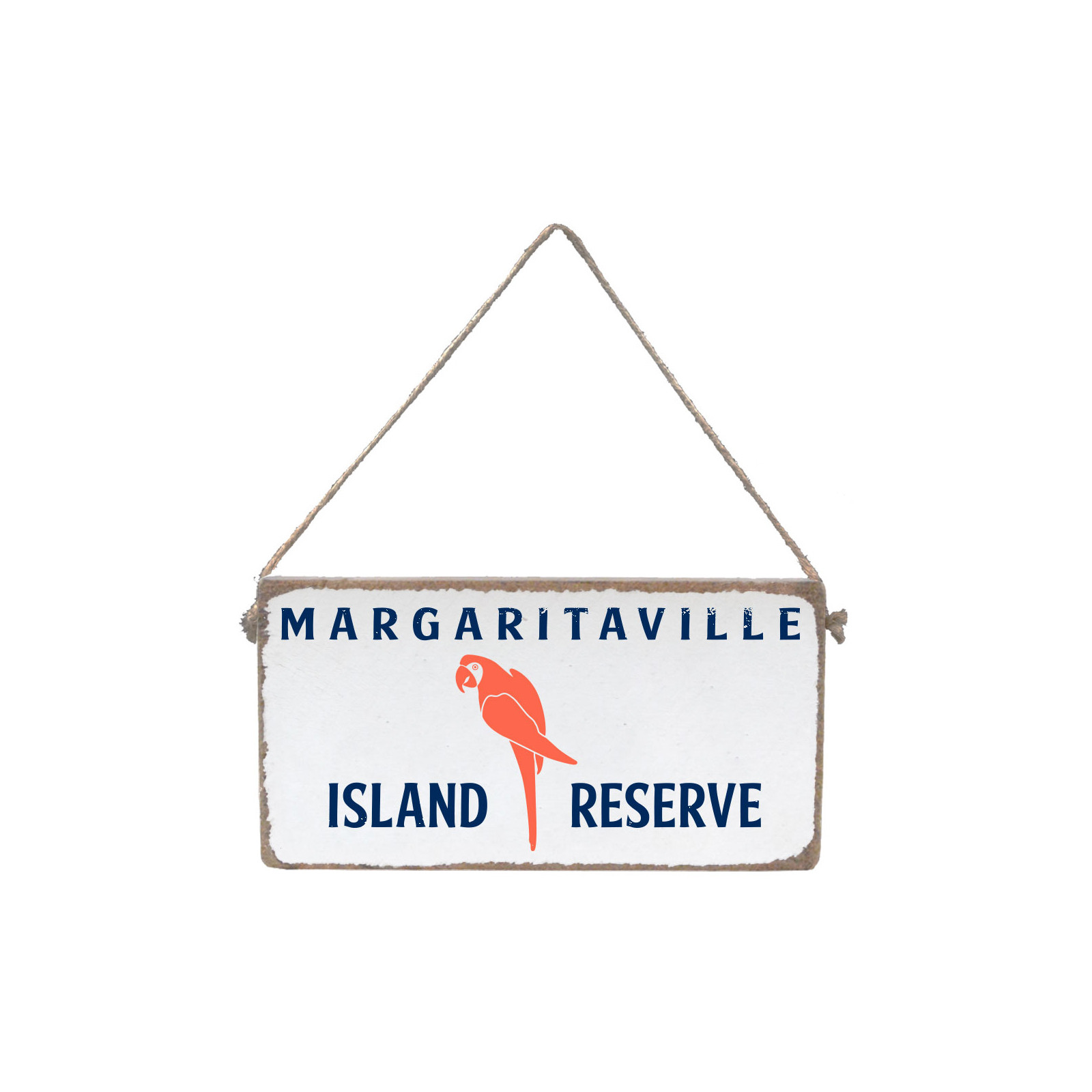 Island Reserve Wood Mini Plank - Multi