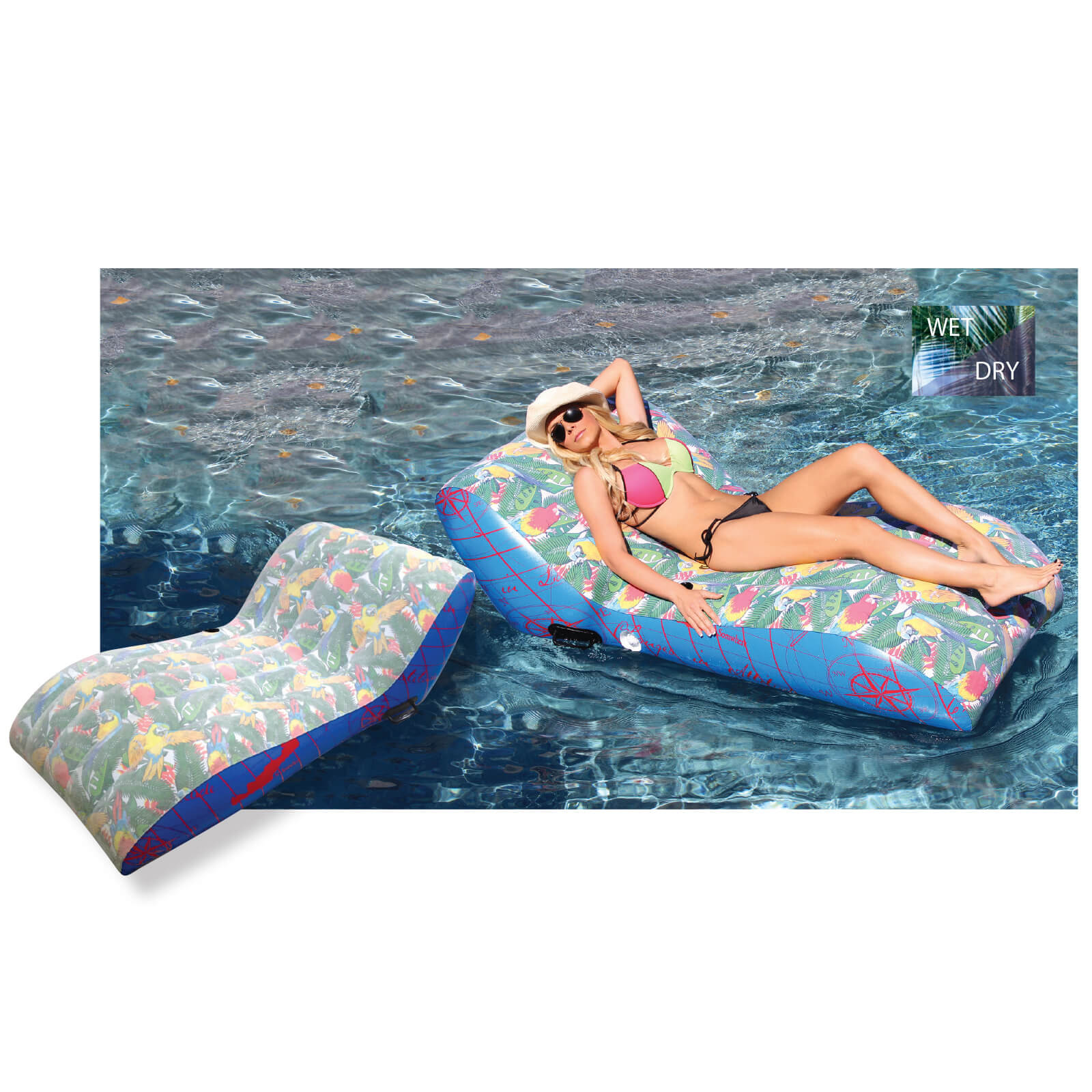 MV OVERSIZED SINGLE LOUNGER