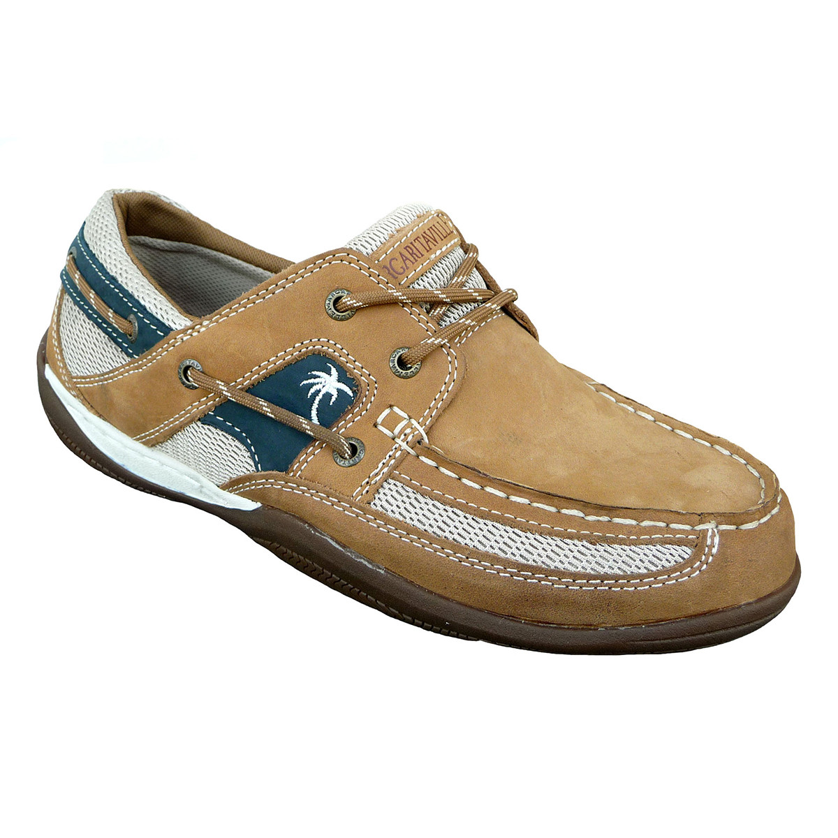 Margaritaville Speed Mens Boat Shoes