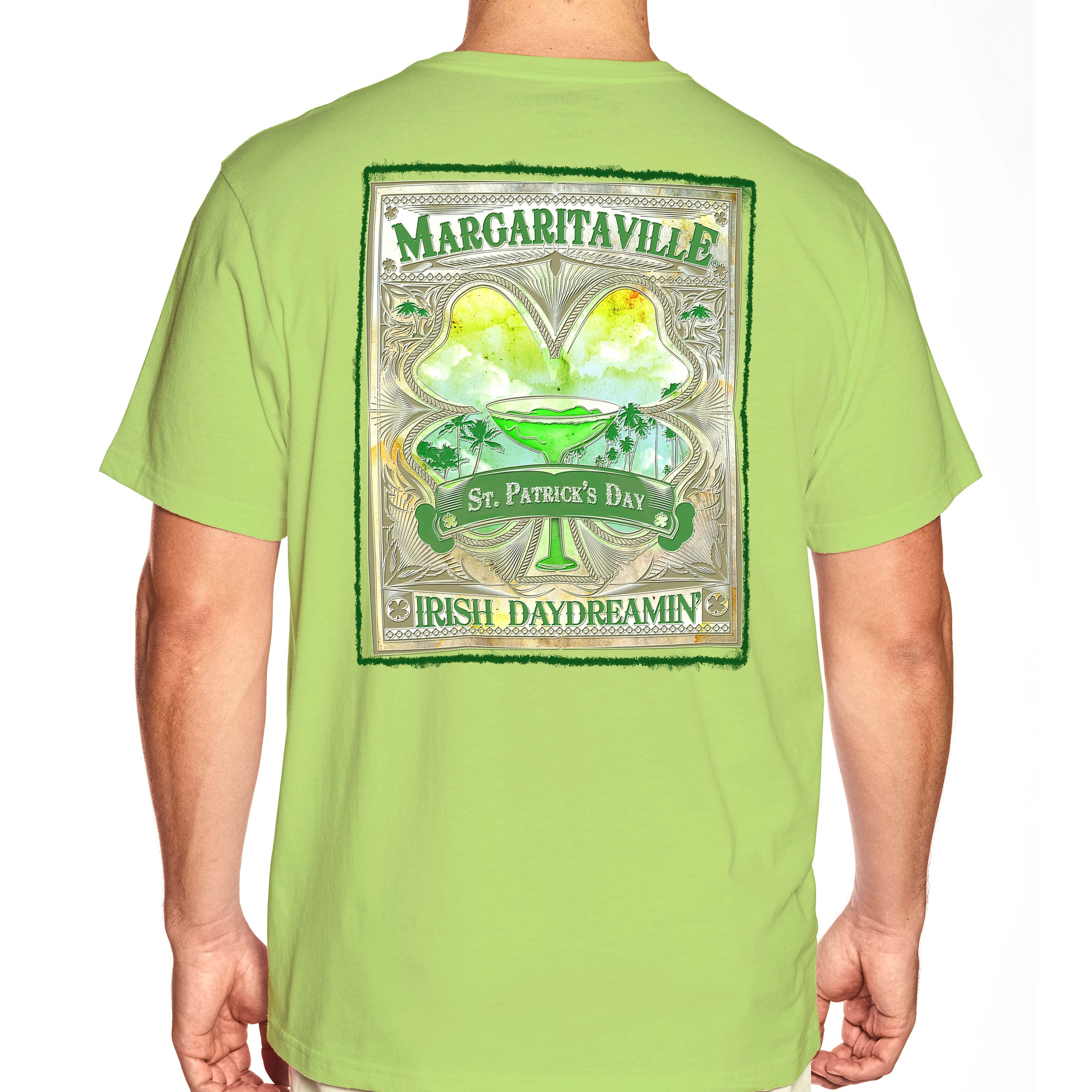58cf29bf0 2018 ST. PATRICK'S DAY TSHIRT - Margaritaville Apparel Store