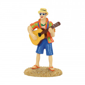 ROCKING AWAY VILLAGE FIGURE