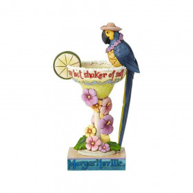 JIM SHORE PARROT FIGURINE