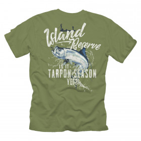 TARPON SEASON T-SHIRT