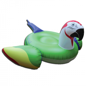 PARROT HEAD LIGHTED POOL FLOAT