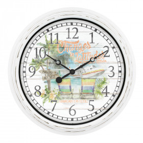 "15.75"" Changes Wall Clock"
