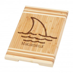 FINS 8X12 CUTTING BOARD