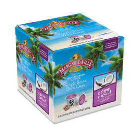 CALYPSO COCONUT COFFEE 48CT