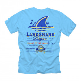 LANDSHARK LABEL T-SHIRT