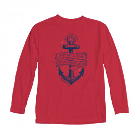 SON OF A SAILOR LONGSLEEVE TEE