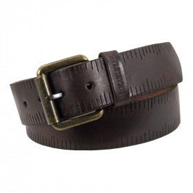 MGV MARCO LEATHER BELT