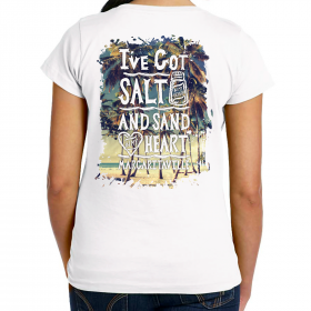 I'VE GOT SALT T-SHIRT