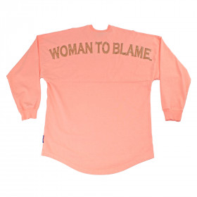 WOMAN TO BLAME SPIRIT JERSEY