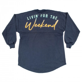 LIVIN FOR THE WEEKEND JERSEY