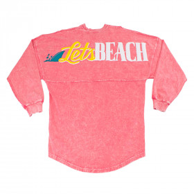 LET'S BEACH SPIRIT JERSEY