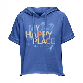 MY HAPPY PLACE FLEECE