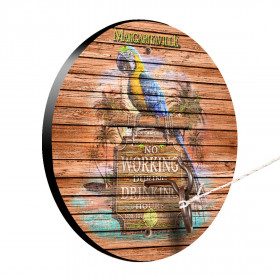 MARGARITAVILLE HOOK & RING