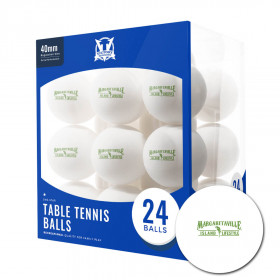 MGV PING PONG BALL 24 PACK