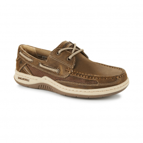 MENS ANCHOR LACE UP WIDE WIDTH