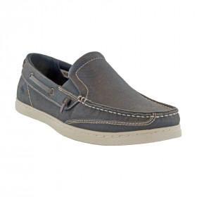 MEN'S DOCK DENIM SLIP ON