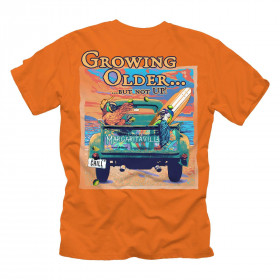 GROWING OLDER TRUCK T-SHIRT