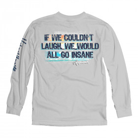 ALL GO INSANE LONGSLEEVE SHIRT