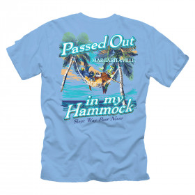 PASSED OUT HAMMOCK TSHIRT
