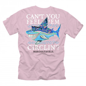 CANT YOU FEEL SHARK FIN TSHIRT