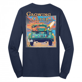 SOM GROWING OLDER LONGSLEEVE