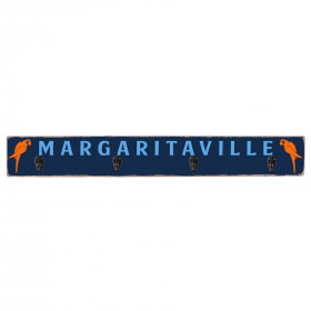 MARGARITAVILLE WALL HOOK RACK