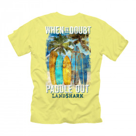 LANDSHARK PADDLE OUT TSHIRT