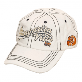 EMBROIDERED CANVAS HAT