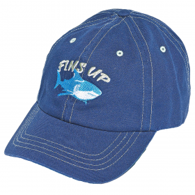 LANDSHARK FINS UP HAT