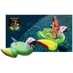 PARROT HEAD SPEAKER POOL FLOAT