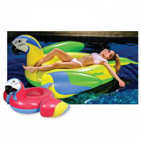 YELLOW PARROT LOUNGER