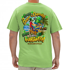 ST. PADDYS GREEN BEER T-SHIRT
