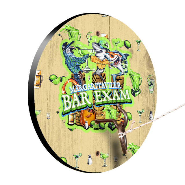 BAR EXAM HOOK & RING TOSS